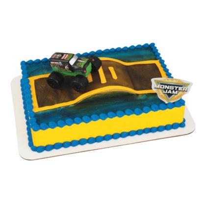 Gravedigger Cake