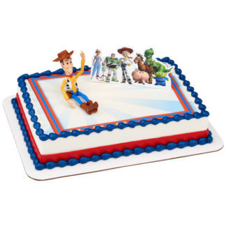 Toy Story 4 Cake